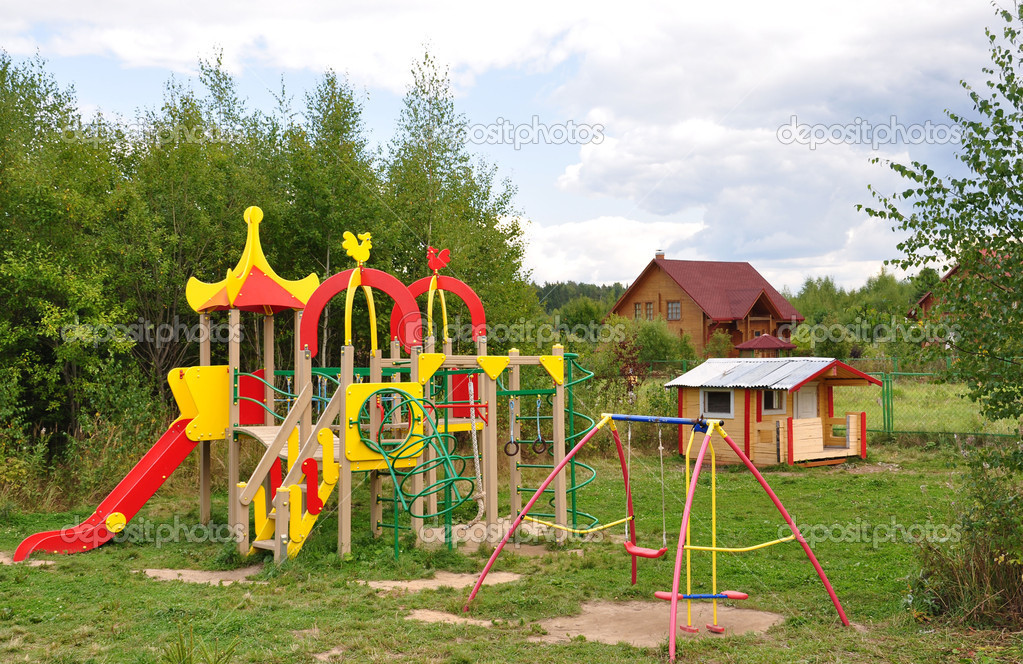 Children's Playground.
