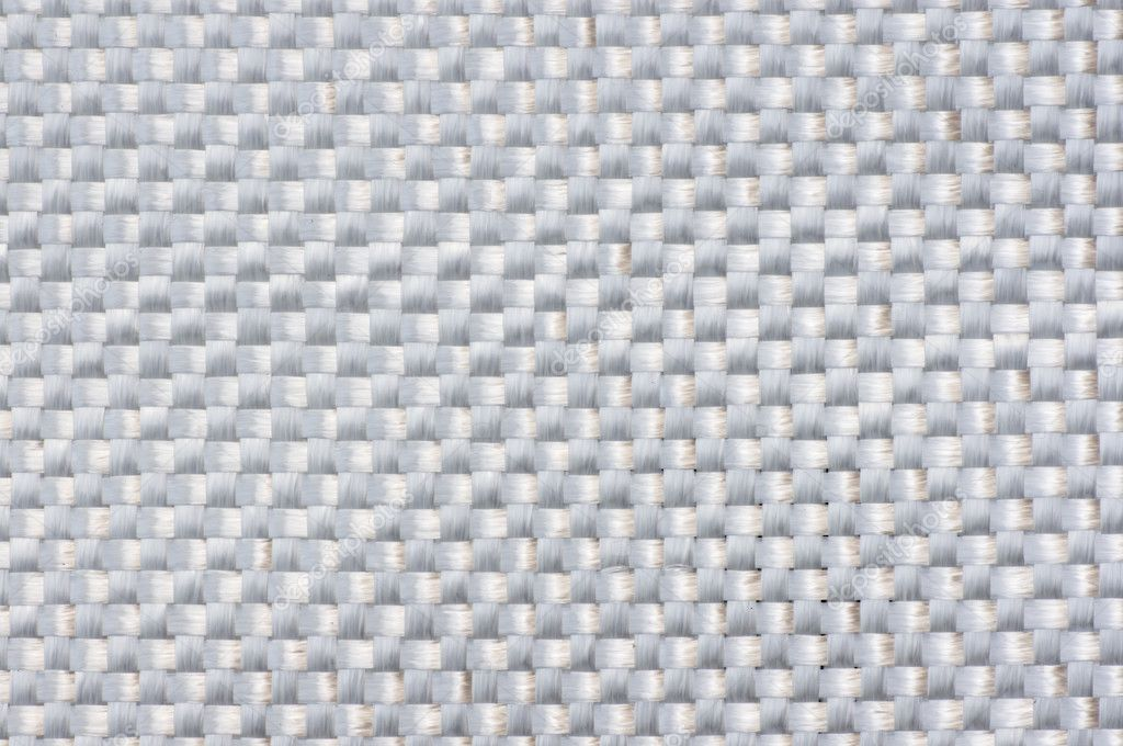 Real woven glass fiber fabric stock photo meirion 5496034 for Toile de verre salle de bain