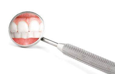 Dentist mirror