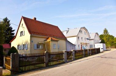 New housing area