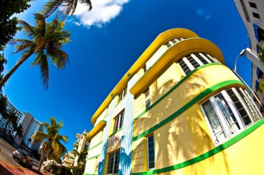 Art deco architecture in miami