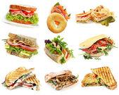 sendviče kolekce
