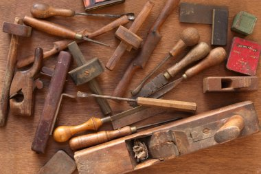 Vintage Woodworking Tools