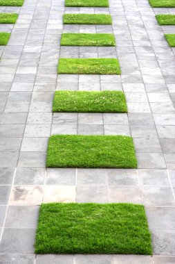 Geometric Paving and Lawn