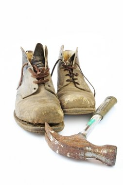 Hammer and Workboots