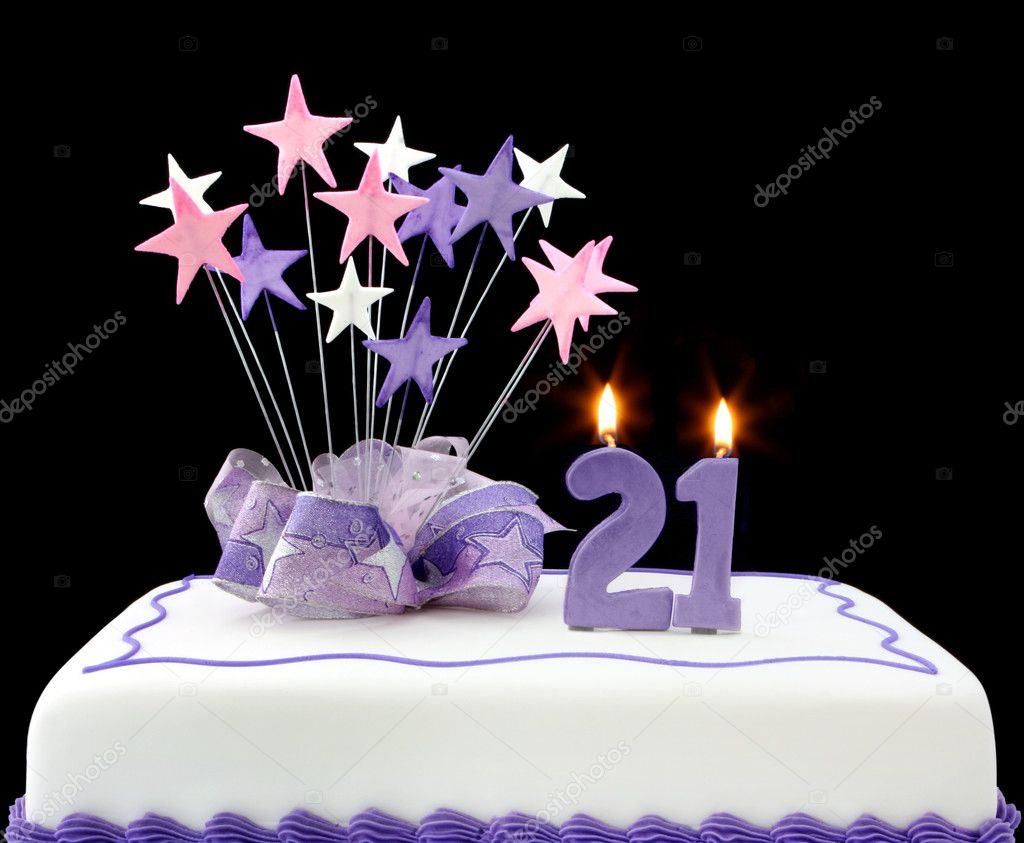 Feliz cumpleaños CiclóNN Depositphotos_5527738-stock-photo-21st-cake