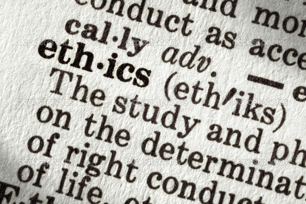 ética #hashtag