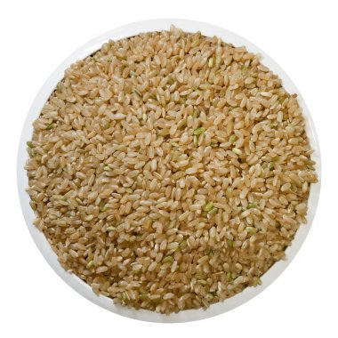 Brown Rice (with Path)
