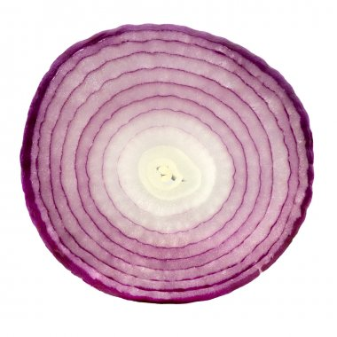 Red Onion Slice