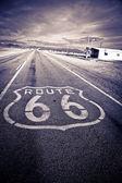 Fotografie historické route 66