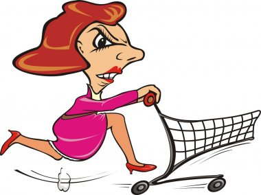 Rapid shopper - go shopping