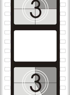 Film background - frame