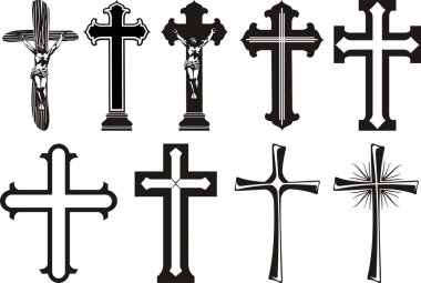 Christ`s cross
