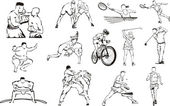 Fényképek Egyéni sportolók