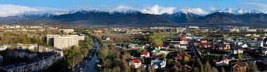 Almaty Panorama