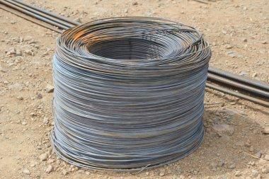 Hank iron wire