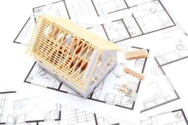 Building house concept