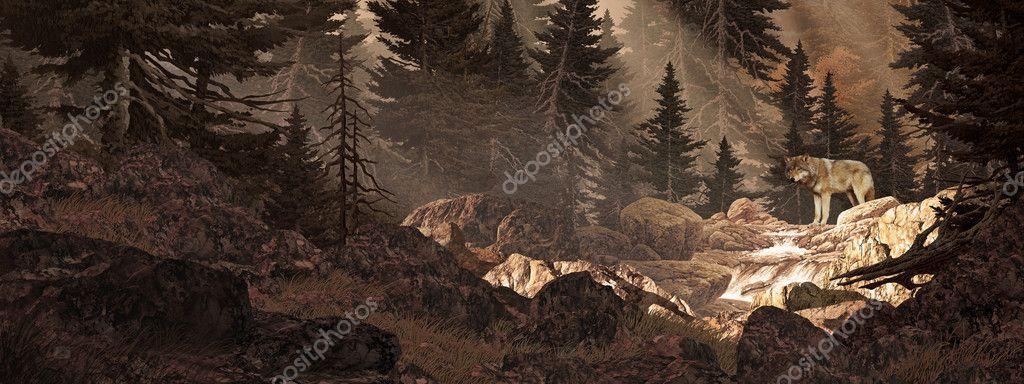 Wolf Upstream