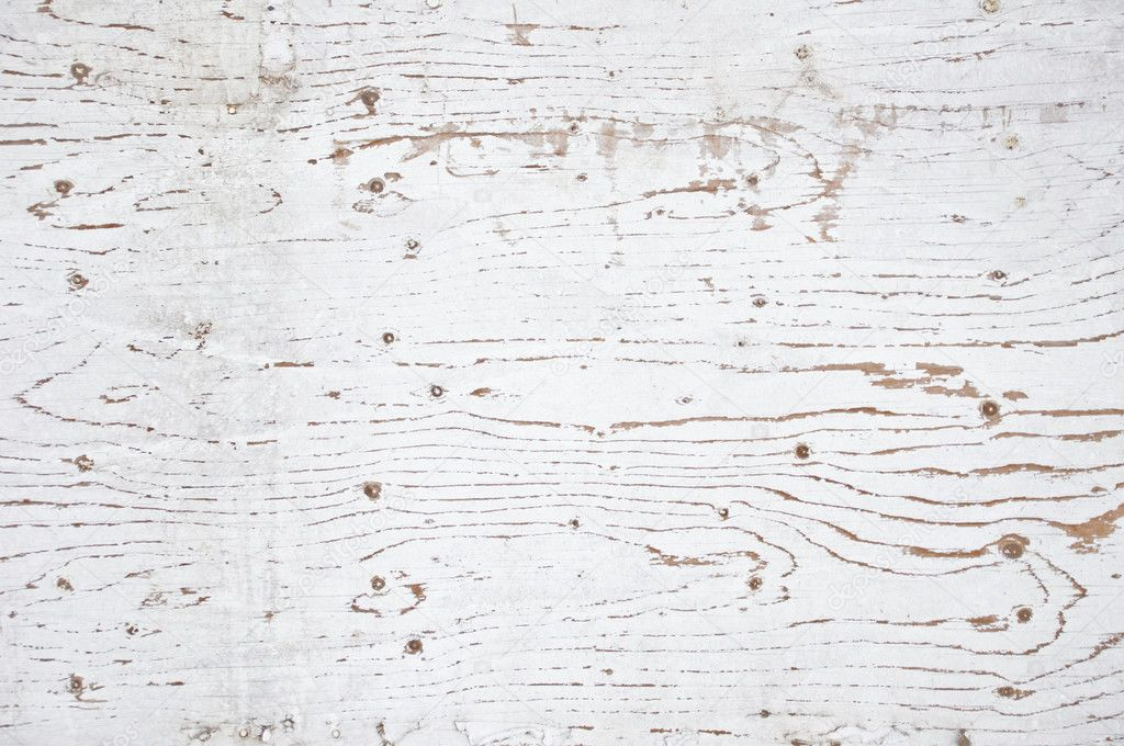 Texture Of Old Grunge White Painted Wooden Wall U2014 Photo By EnginKorkmaz