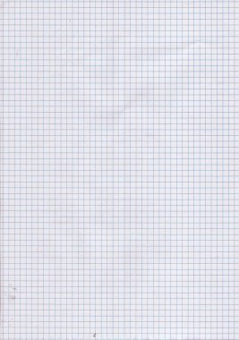 Checked paper texture