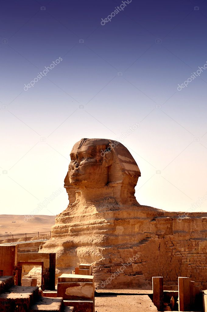 the great sphinx essay The great sphinx of giza (arabic: أبو الهول , translit 'abu alhōl / 'abu alhawl, ipa: [ʔabu alhoːl], english: the terrifying one literally: father of dread), commonly referred to as the sphinx of giza or just the sphinx, is a limestone statue of a reclining sphinx, a mythical creature with the body of a lion and the head of a human.
