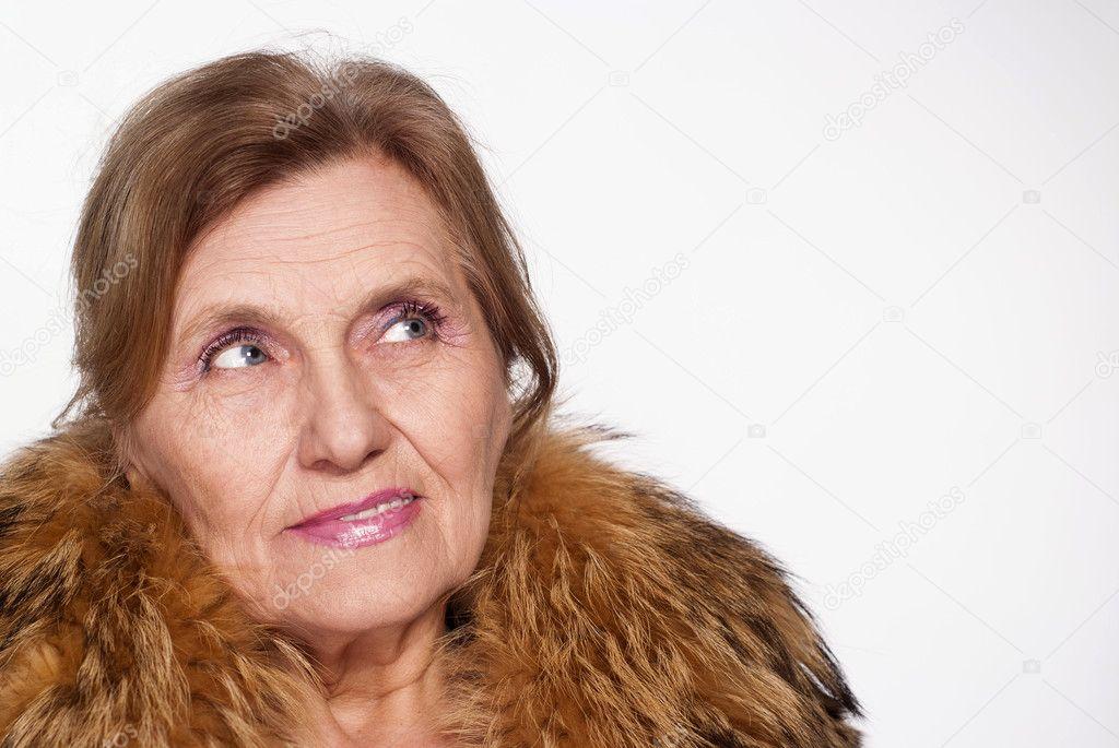 Hermosa Hermosa Mujer Mayor Mujer Mayor OBEnwq7