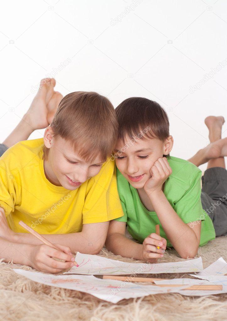 Bratři velký péro