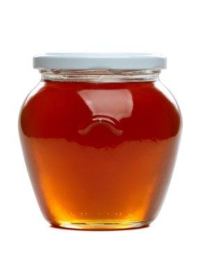 Honey jar.