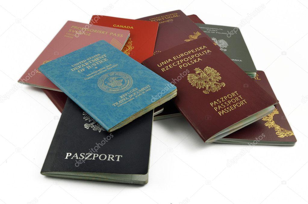 pasaportes #hashtag