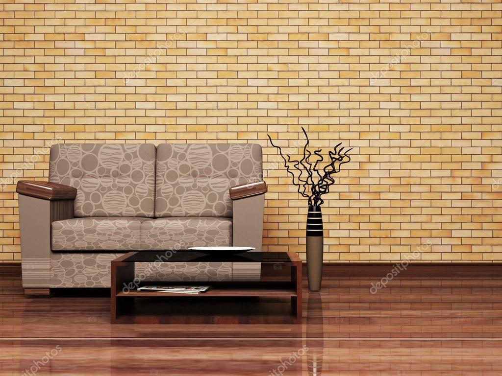 Modern Interior Design Of Living Room Stock Photo Minerva86 5747068