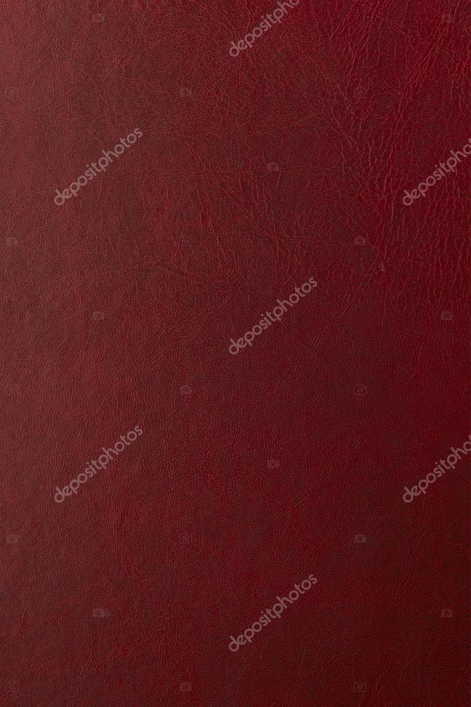 Red leather texture pattern
