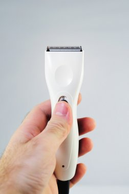 Isolated hair trimmer