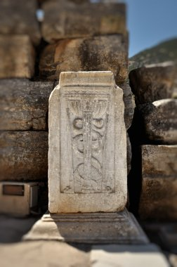 The Caduceus, universal symbol of medicine