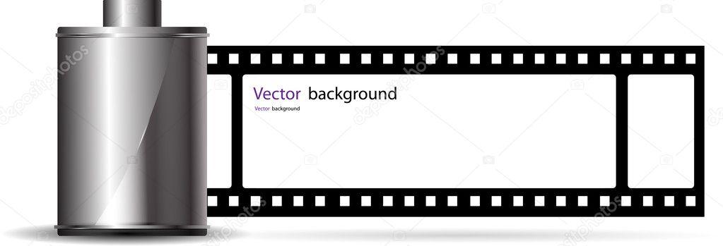 Vector format movie