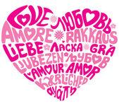 die Sprache der Liebe