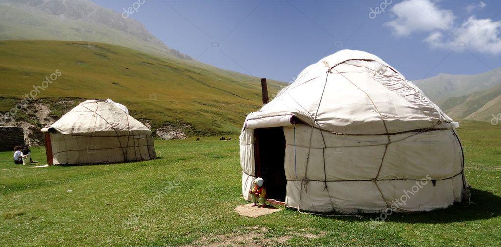 Kyrgyz yurta