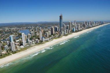 Aerial Gold Coast