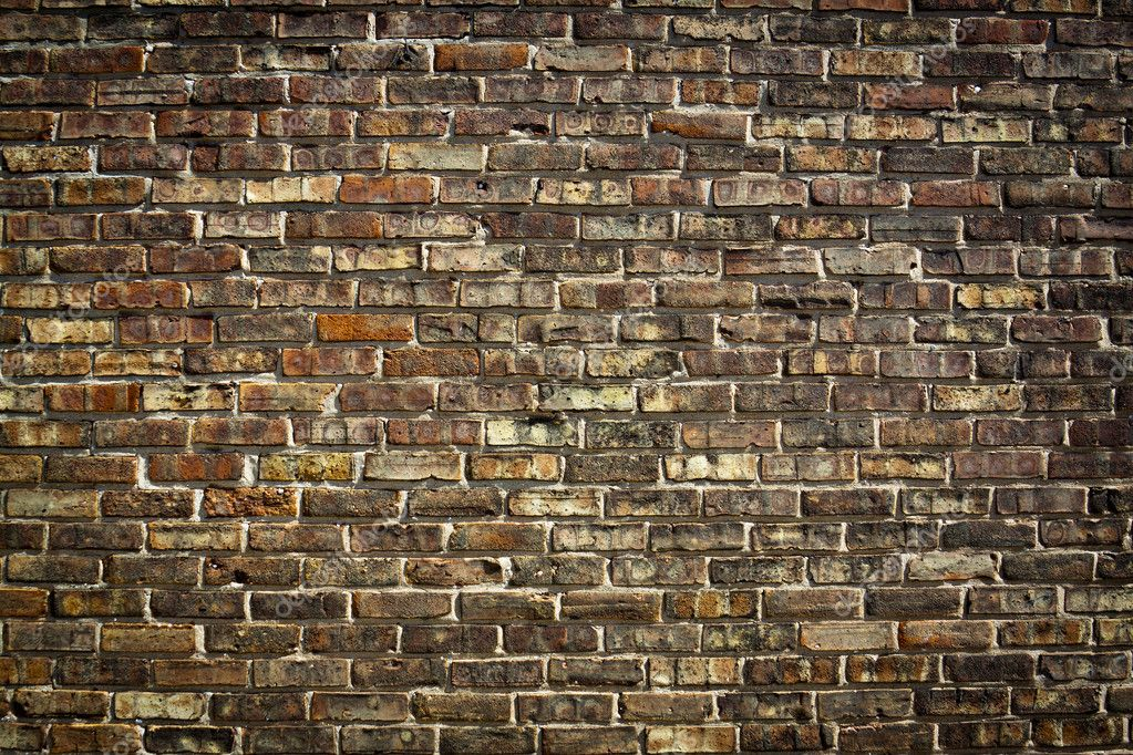 Light Brown Brick Wall