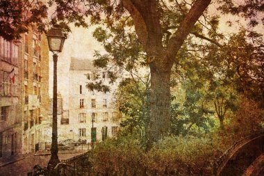 Dream of Montmartre