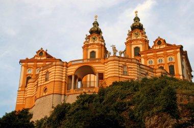 The monastery of Melk - Austria