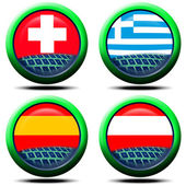 ikony vlajka Evropa