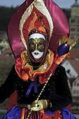 Benátský karneval maska