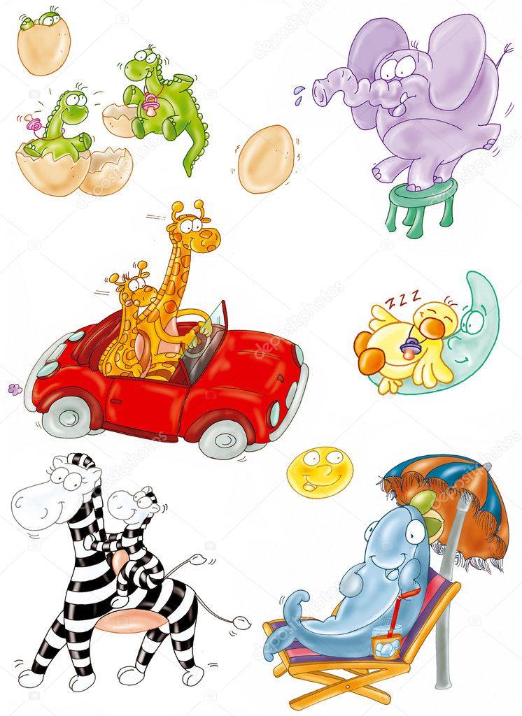 Animals,