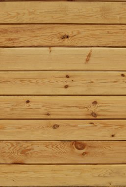Wooden plank wall of rural house background