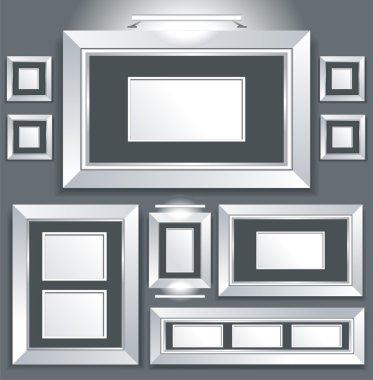 Vector frame collection