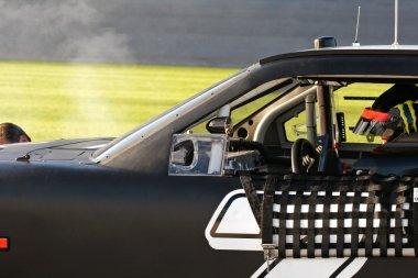 Race Car Driver Blunder