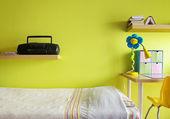 Camera da letto teenager