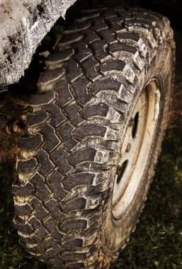 4wd tire