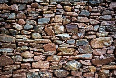 Rustic Stone Wall