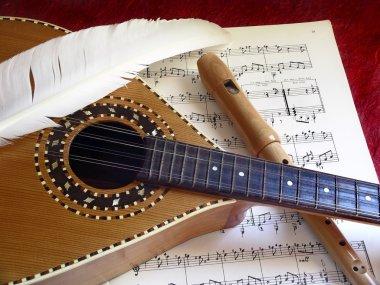 Mandolin and Flute